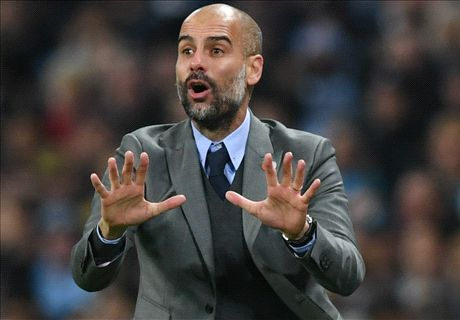 Why Pep congratuled City after defeat