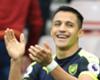 Sanchez Senang Jadi Penyerang Tengah Arsenal
