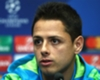 Chicharito: Nothing to prove in England