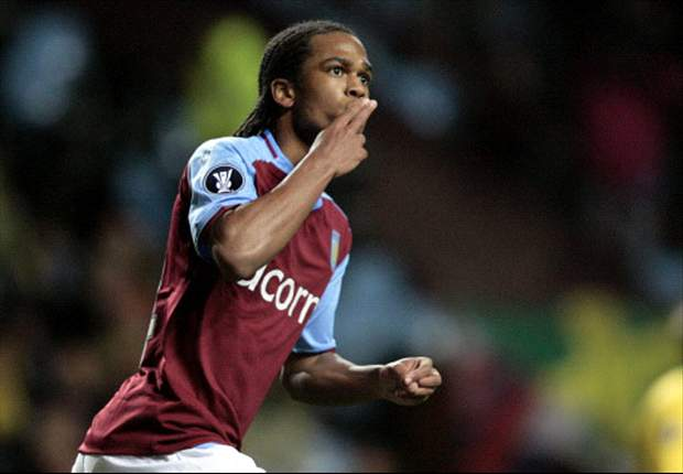 Aston Villa's Emile Heskey believes Nathan Delfouneso has 'a great career ahead of him'