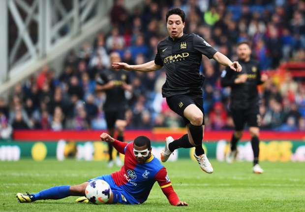 Manchester City's league fate 'a miracle' - Nasri