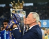 Ranieri & Pep up for FIFA prize