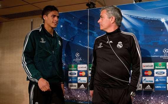 José Mourinho querría a Raphael Varane en el Chelsea