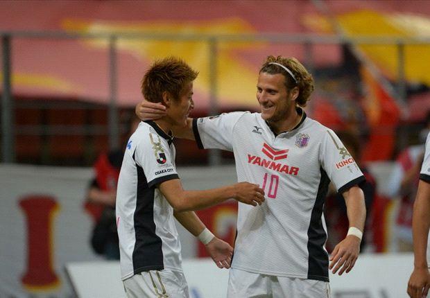 Cerezo Osaka face Myanmar in friendly
