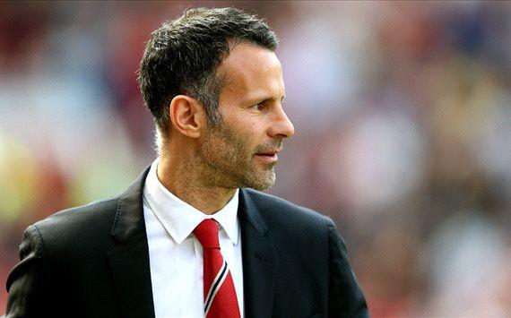 Ryan Giggs Manchester United Sunderland Premier League 05032014