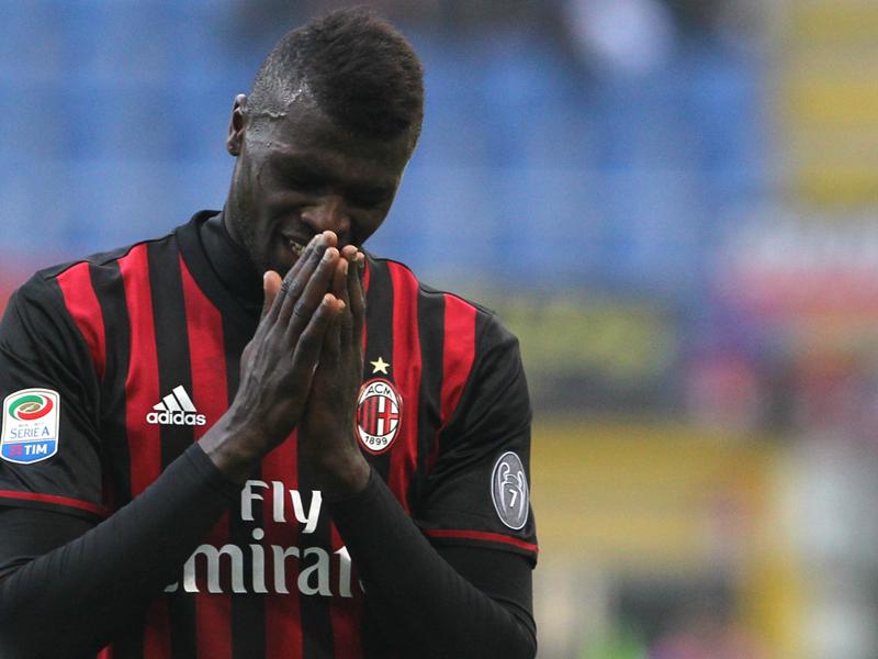 Probabili formazioni Milan-Crotone: Niang torna titolare