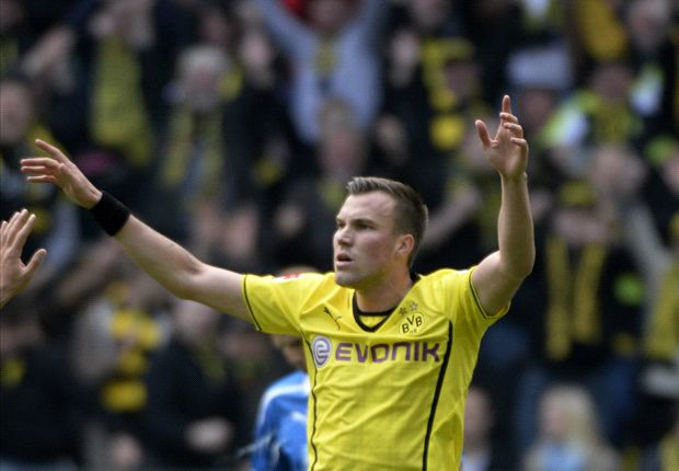 Dortmund 3-2 Hoffenheim: Lewandowski bids farewell in five-goal thriller