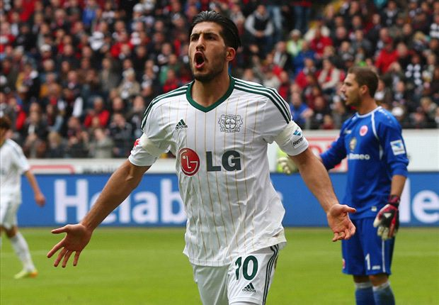 Liverpool close in on £10m Emre Can signing