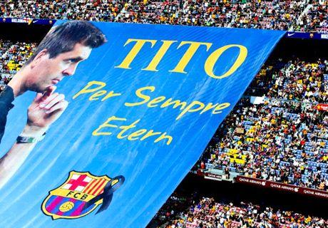 Un año sin Tito Vilanova