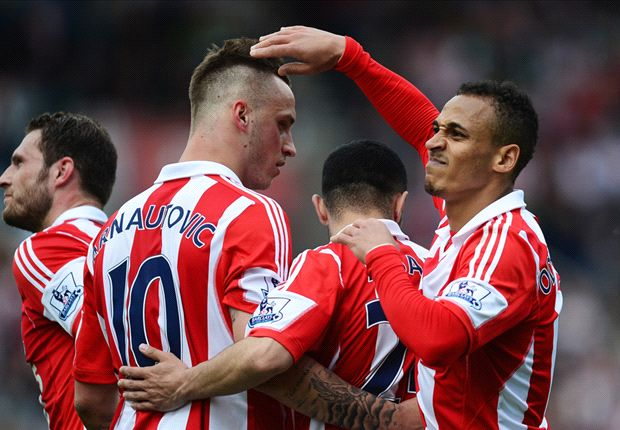 Stoke 4-1 Fulham: Magath's men sink into Championship