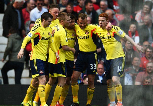 Laporan Pertandingan: Manchester United 0-1 Sunderland