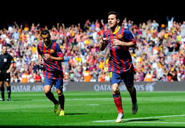 Lionel Messi, Carlos Vela y Dani Parejo, en el Once Ideal de la Jornada 36