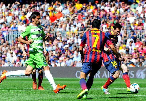 Barcelona 2-2 Getafe: Lafita destroza las opciones blaugranas