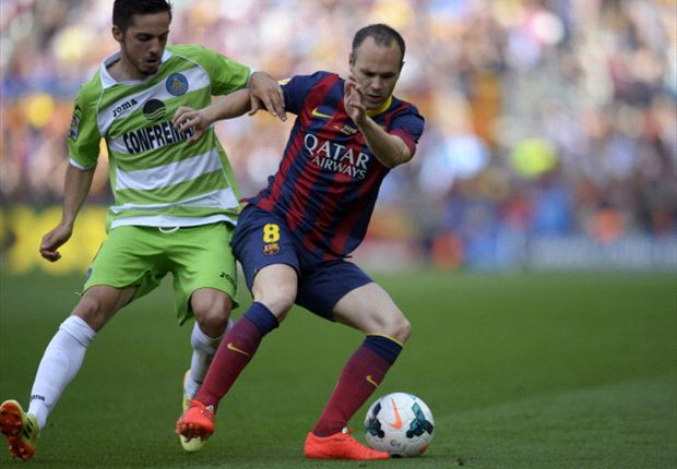 Iniesta: Martino is the best option for Barcelona