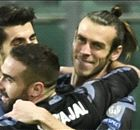 VIDÉO - Bale frappe plus vite que son ombre