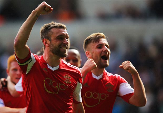 Swansea City 0-1 Southampton: Late Lambert strike clinches Saints win