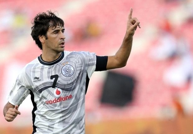 Real Madrid legend Raul interested in joining New York Cosmos
