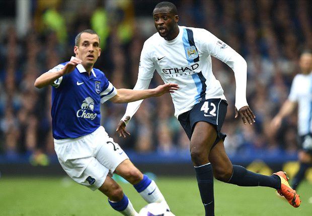 Laporan Pertandingan: Everton 2-3 Manchester City
