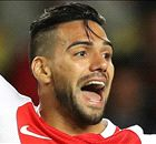 FALCAO: Breaks six-year CL drought