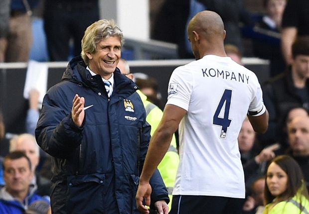 Pellegrini: Style of play as important as title triumph for Manchester City