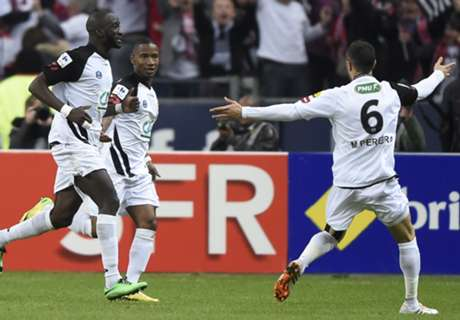 Player Ratings: Rennes 0-2 Guingamp