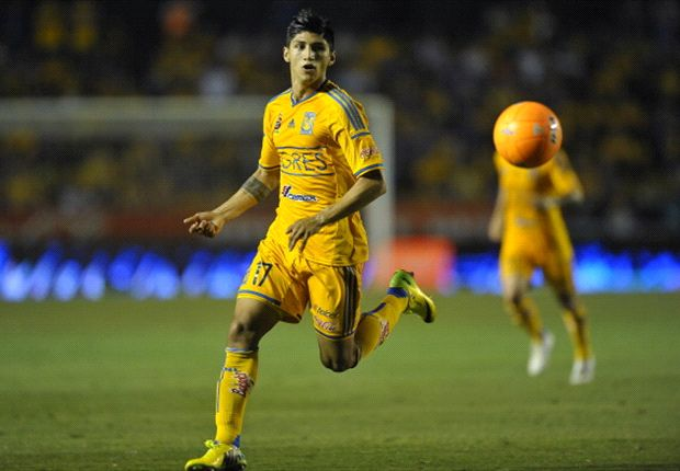 Pulido declares himself free from Tigres