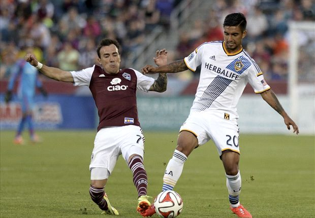Colorado Rapids 1-0 LA Galaxy: Sanchez golazo earns Rapids win