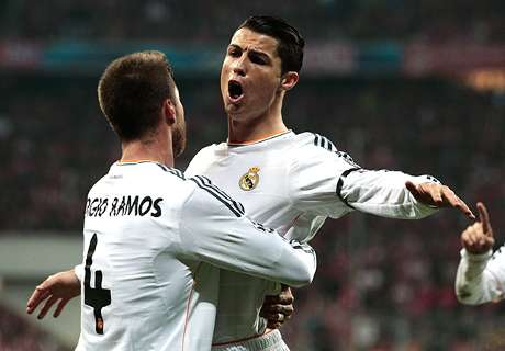 Ramos: CR7 Paling Pantas Raih Ballon D'Or
