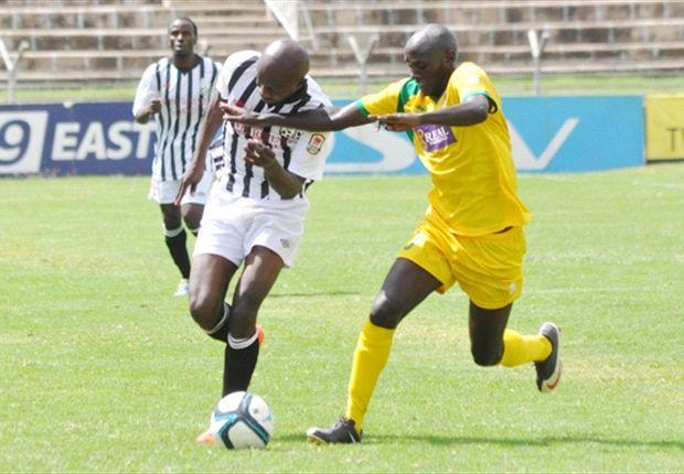 KRA 1-0 Mathare United: Ten man taxmen edge out 'Slum Boys' to climb to third
