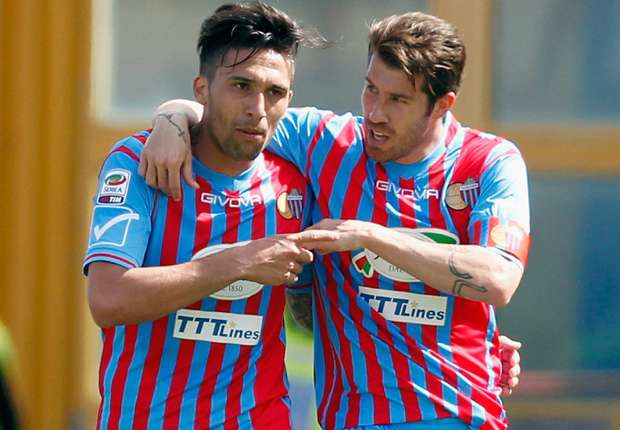 Catania 4-1 Roma: Sicilians decide Scudetto race