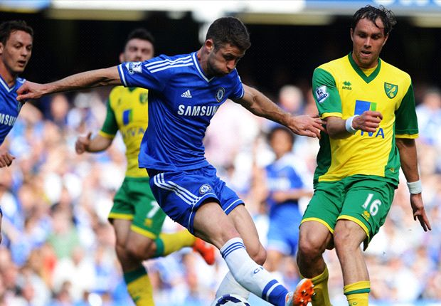 Chelsea 0-0 Norwich City: Wasteful Blues miss chance to go top