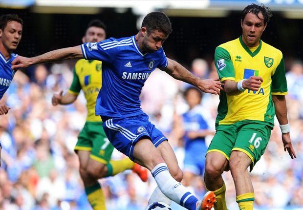 Laporan Pertandingan: Chelsea 0-0 Norwich City