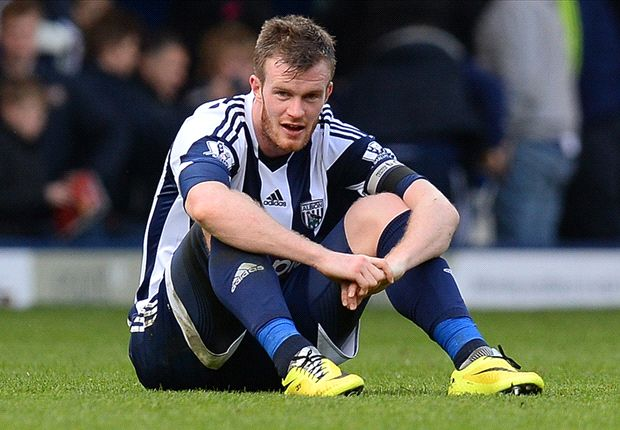 Brunt blasts West Brom: Our season has been a shambles