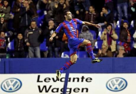 Laporan: Levante 2-1 Granada