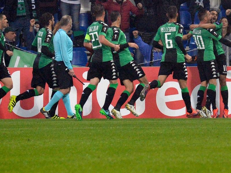 Europa League: la Roma vede la qualificazione, Sassuolo costretto a vincere