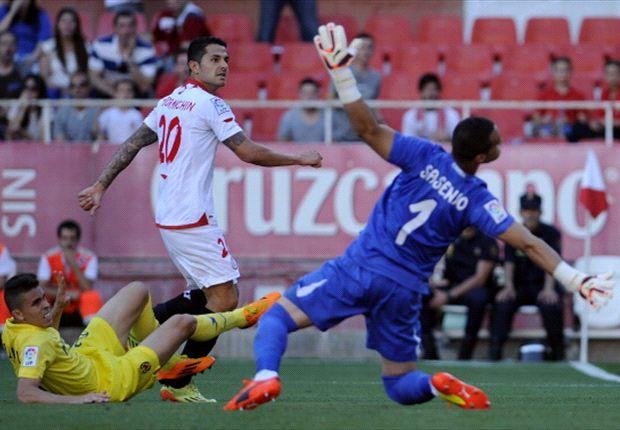Sevilla 0-0 Villarreal: Los amarillos no pueden con un equipo fatigado