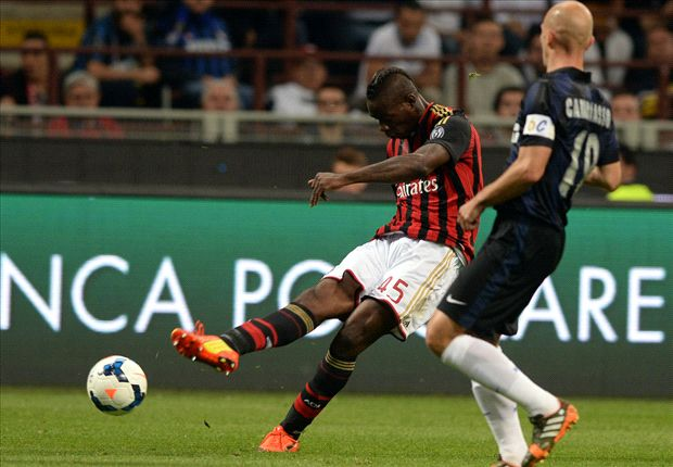 AC Milan pay tribute to 'memorable moments' with Balotelli