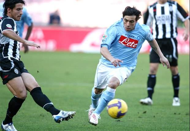 Report: Liverpool To Challenge Juventus For Napoli Ace Ezequiel Lavezzi