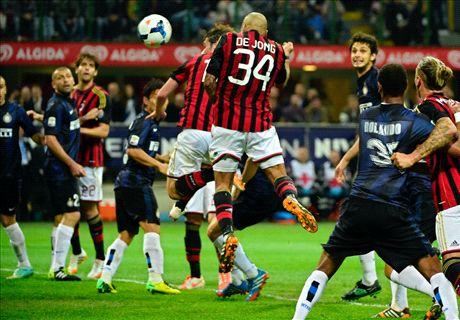 Previa Serie A: AC Milan - Inter