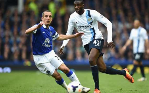 Manchester City star Yaya Toure