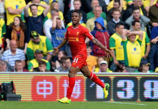 Raheem Sterling will mit Liverpool den Titel