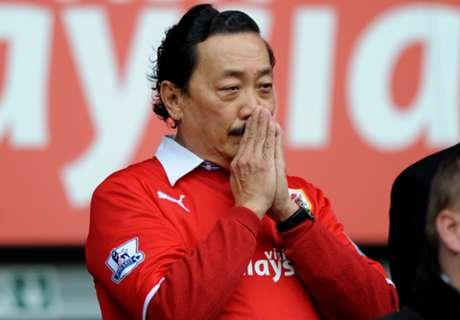 Cardiff Pertimbangkan Kembali Ke Warna Biru