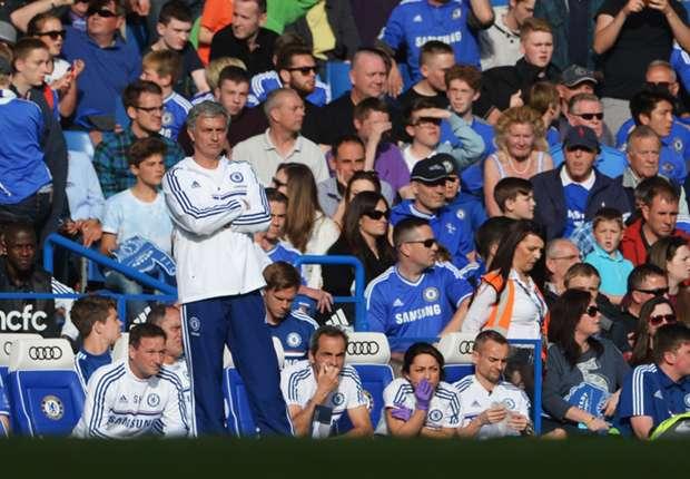 Mourinho: Chelsea need a 'killer' striker