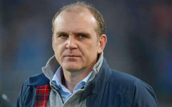Plant auf Hochtouren: FC-Manager Jörg Schmadtke
