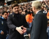 Poch: Spurs don't compare to Arsenal