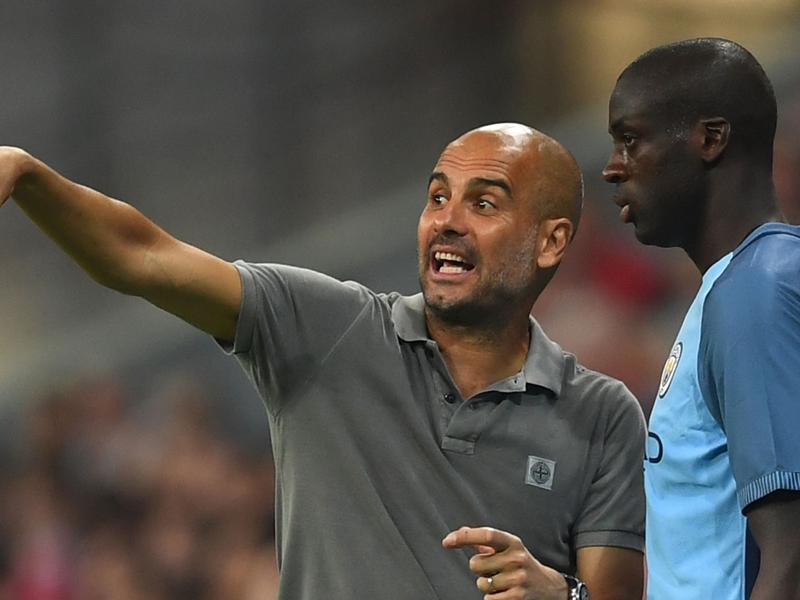 """Manchester City, Guardiola : """"Nous avons besoin de Touré"""""""
