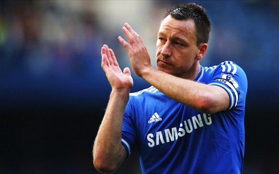 John Terry Chelsea English Premier League
