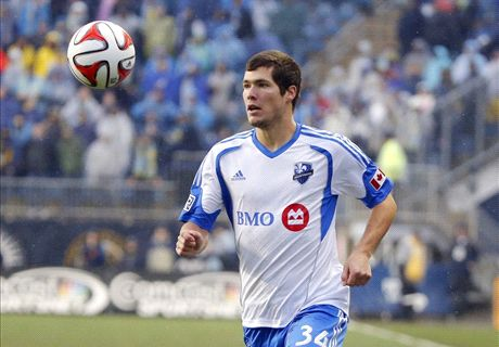 Montreal waives defender Ouimette