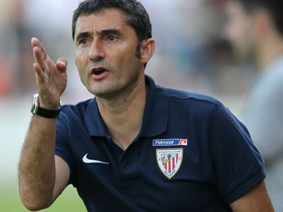 Athletic can beat Napoli - Valverde