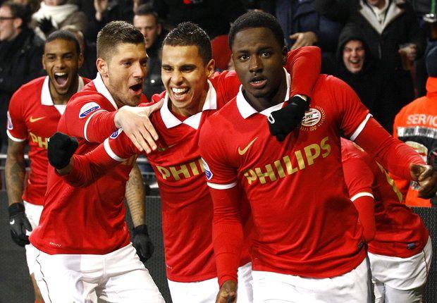 Die Spieler von PSV wollen die letzte Saison vergessen machen